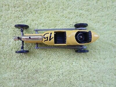 Brumm  Cyclecar R5 Yellow Bedelia 1913 - Car Mint -  Displayed Only Boxed • 12.99£