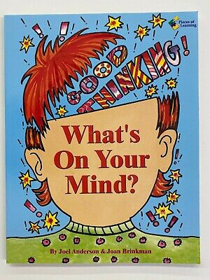 $ CDN26.27 • Buy What's On Your Mind? By Joan Brinkman And Joel Anderson (Trade Paper)