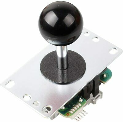 $32.99 • Buy SANWA DENSHI JLF-TP-8YT-SK 4& 8 Way Arcade Joystick Hori Fight Stick Replacement