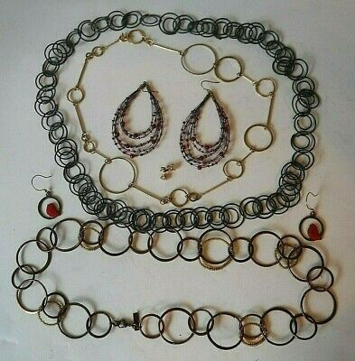 $ CDN10.87 • Buy Lot Of Assorted Vintage And Other Costume Jewelry