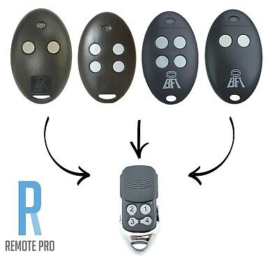AU12.85 • Buy Remote To Suit BFT Mitto 2M 4M 12V Compatible Garage/Gate D111751 D111750