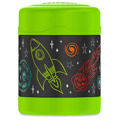 AU20 • Buy NEW Thermos Funtainer Stainless Steel Food Jar Astronaut 290ml