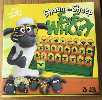 Shaun The Sheep Ewe Who Game • 8£