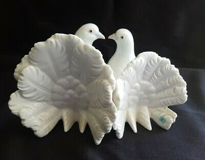 Lladro Figurine 1169 Couple Of Doves Issued 1971 Retired 1991  • 49£