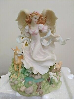 $75 • Buy Seraphim Classic Marissa Angel Signed Artist Gaylord Ho Dealer Exclusive 7 1/2