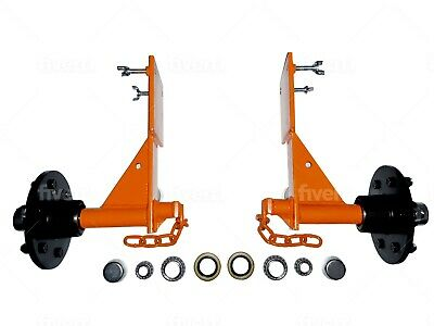 AU399 • Buy Shipping Container Wheels  Hubs & Hooks  Heavy Duty - Australian Made 20ft+40ft