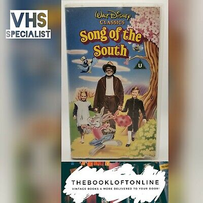 £169.99 • Buy Song Of The South VHS Video Tape Cassette VERY RARE Collectable Vintage TBLO