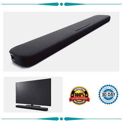 AU337.95 • Buy Yamaha ATS1090 Soundbar 3D Surround Sound Bluetooth Streaming Alexa