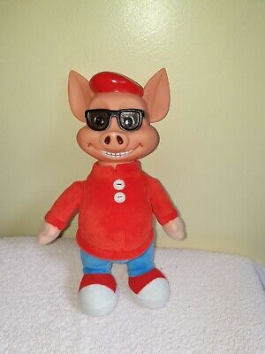 The Pinky & Perky Show Pig Soft. Toy. • 10£