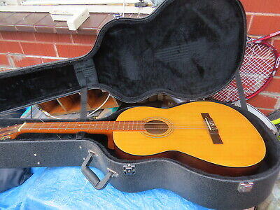 AU500 • Buy Vintage YAMAHA S-50A  ACOUSTIC GUITAR  Nippon Gakki 6 Stringed Japan