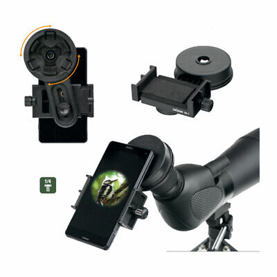 Dorr SA-1 Spotting Scope Digiscoping Adapter Smartphone Universal • 14.95£