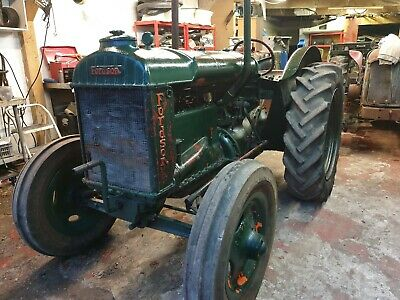 Fordson Standard  N  War Time Tractor • 2,100£