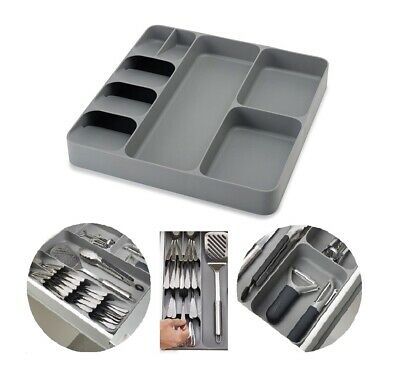 AU54.50 • Buy Joseph Joseph DrawerStore Kitchen Drawer Organiser Cutlery Utensils Gadgets