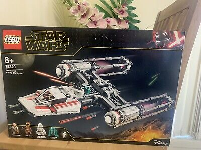 AU165 • Buy Lego Star Wars Resistance Y-Wing Starfighter Set 75249 New In Box
