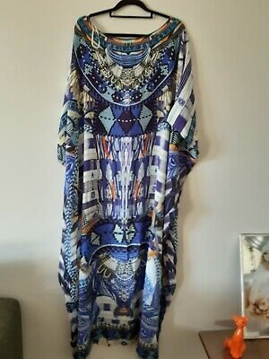 AU285 • Buy Camilla Franks Silk Kaftan BNWT
