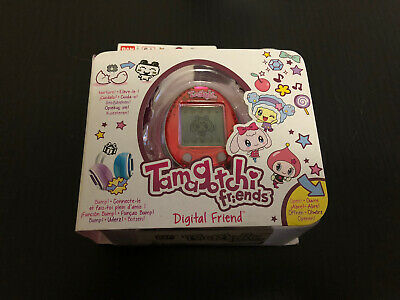 AU95 • Buy Tamagotchi Friends - Pink Diamond - Wave 1 (Europe) - Mint In Box - Unopened