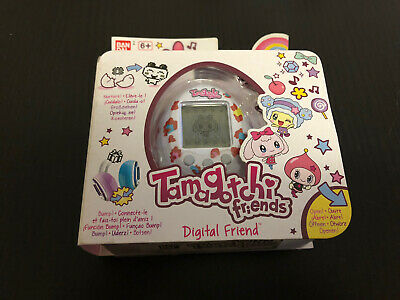 AU95 • Buy Tamagotchi Friends - Colourful Leopard - Wave 1 (Europe) Mint In Box - Unopened