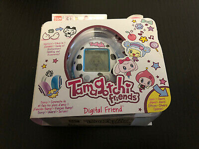 AU95 • Buy Tamagotchi Friends - Blue Dalmatian - Wave 1 (Europe) - Mint In Box - Unopened