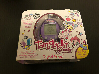 AU95 • Buy Tamagotchi Friends - Amethyst Gem - Wave 1 (Europe) - Mint In Box - Unopened