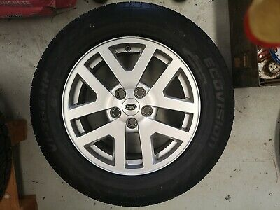 AU290 • Buy 2 X Alice Springs 18  LAND ROVER DISCOVERY 3 4 ALLOY WHEELS AND TYRES 255/60R18