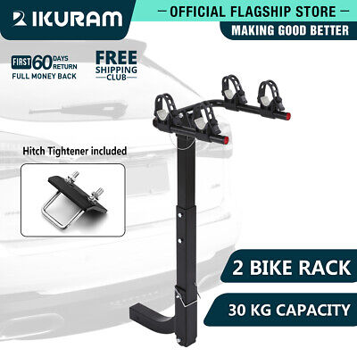 AU125.99 • Buy IKURAM Bicycle Bike Carrier Car Rack Hitch Mount Anti Rattle StabilizerTightener