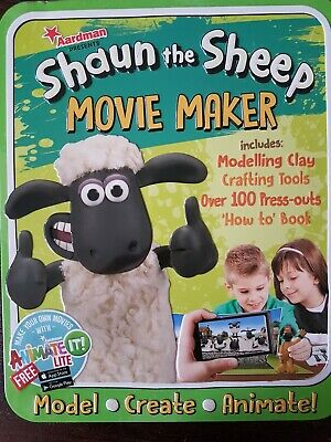 Shaun The Sheep Movie Maker Kit • 4.60£