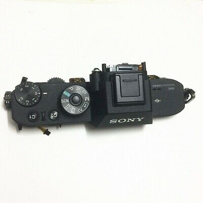 $ CDN178.29 • Buy Original Sony ILCE-7RM2 A7R II Top Cover Case Shell+ Dial Mode Button Flex Cable