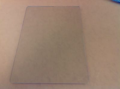 JOY TROVILLE DIE CUTTING MACHINE, COMPATABLE  C   Plate A4 Size 6mm Thick  • 7.75£