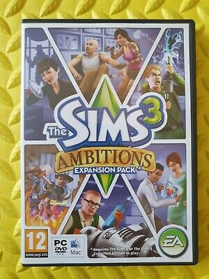 The Sims 3: Ambitions (PC: Mac, 2010) • 7.99£