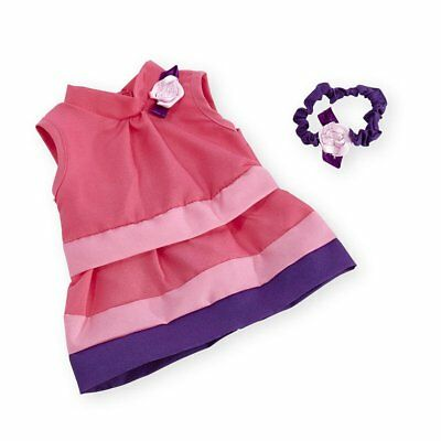 AU30.07 • Buy ToyRUs You & Me 12-14 Inch Baby Doll Occasion Outfit - Tiered Dress