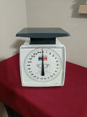 Vintage Hanson Capacity 25 Lb Utility Scale Made In USA • 10.94£