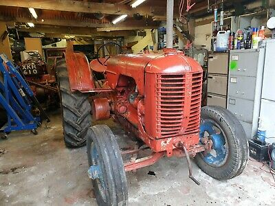 Case Dex Tractor  Fordson   Lease Lend   Barn Find  • 2,250£