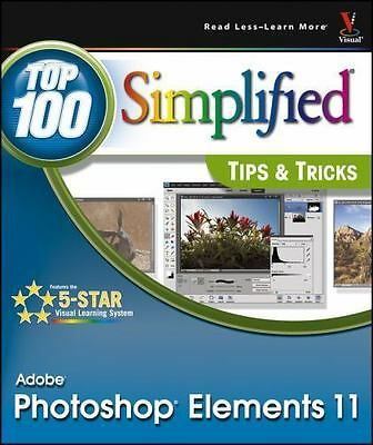 £17.31 • Buy Photoshop Elements 11 Top 100 Si