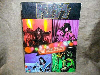 $17.50 • Buy 1980 Kiss The Real Story Book