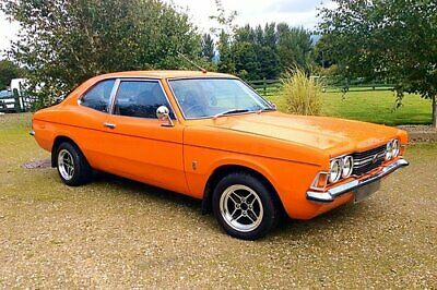 FORD CORTINA GT Mk3  2 DOOR RARE MUST SEE MAY PX  ESCORT CAPRI COSWORTH RS W-H-Y • 24,950£