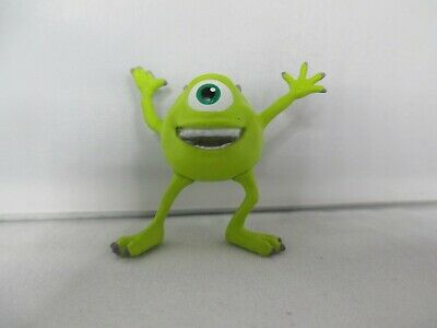 Disney Pixar Monsters Inc University - Mike Wazowski Mini Figure Toy Cake Topper • 14.99£