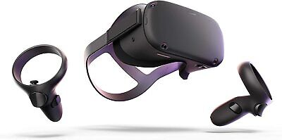 AU879.95 • Buy Oculus Quest All-in-one VR Gaming Headset 64GB BRAND NEW AND SEALED