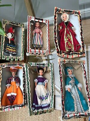 6 Vintage Dolls By Rexard • 10£