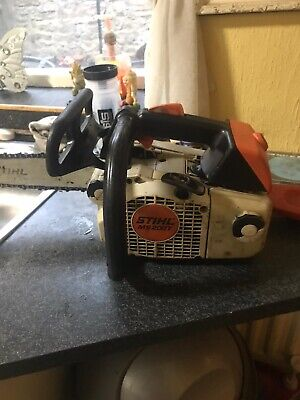 View Details Stihl Ms200t Top Handled Chainsaw  • 102.00£