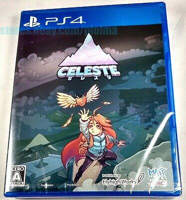 $56 • Buy CELESTE Brand New PS4 Game PlayStation 4 JAPANESE IMPORT Ships From USA