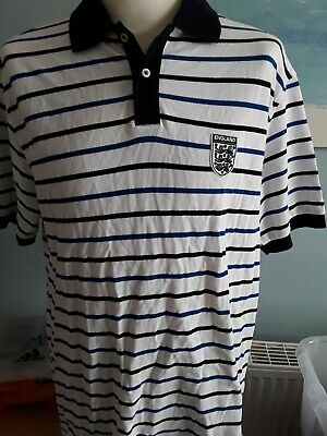 England Polo Shirt Marks And Spencer Large Brand New With Tags • 5.99£