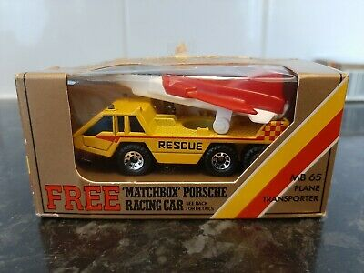 Matchbox MB65 Plane Transporter 100 Years • 15£