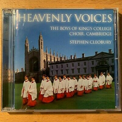 £2 • Buy Heavenly Voices - The Boys Of King's College Choir, Cambridge CD (EMI Classics)