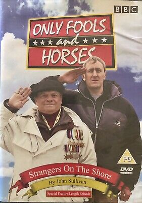 Only Fools And Horses - Strangers On The Shire (Official UK DVD Complete) • 2.08£