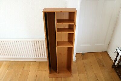 DVD And CD Rack - PICK UP ONLY • 60£