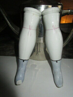 $ CDN163.07 • Buy  Very Large Solid  Antique Porcelain Doll Legs