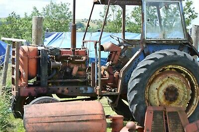 Vintage Nuffield 4/65 Tractor Massey / Fordson • 371£