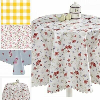 AU23.24 • Buy Wipe Clean PVC Table Cloth Waterproof Table Cloth Cover Protector Dining Kitchen