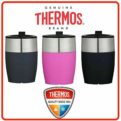 AU21.85 • Buy ❤ THERMOS THERMOCAFE 230ml STAINLESS STEEL DOUBLE WALL Insulated Cup Coffee Tea