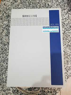 £30 • Buy Samsung DCS 816 Telephone System Box. Can Collect From Essex.